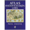 Atlas svetových dejín - 1.diel (Pravek, Stredovek)