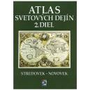 Atlas svetových dejín - 2.diel (Stredovek, Novovek)